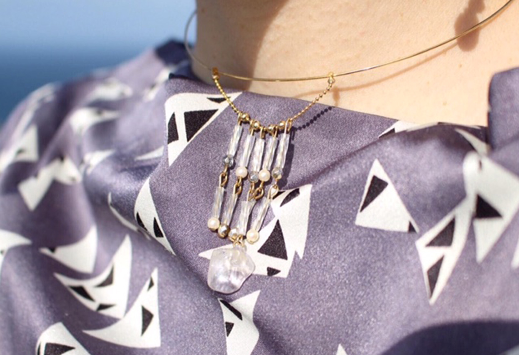 ④ネックレス