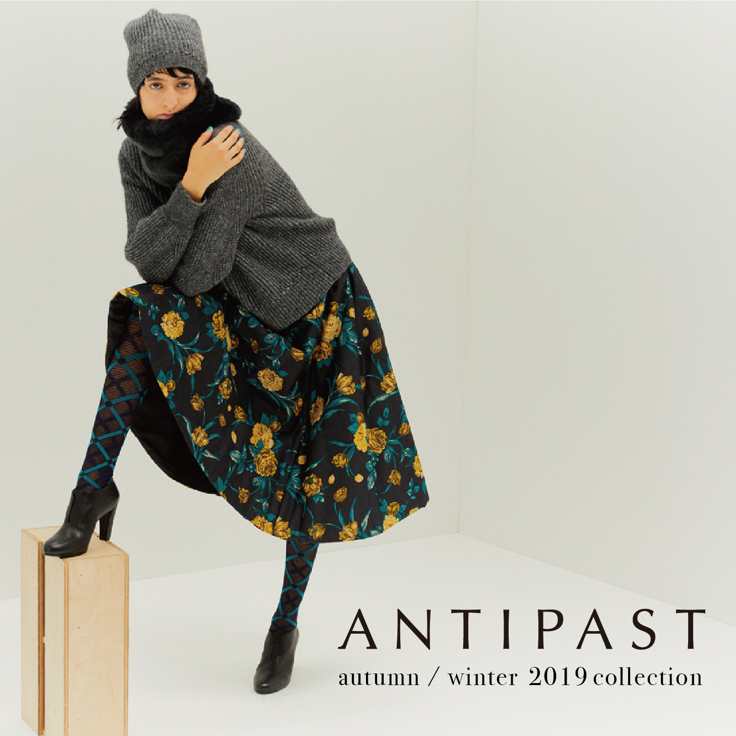 ANTIPAST_AWポスター